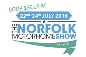 Norfolk Motorhome Show 2016