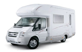 Used Motorhomes - Click to view ranges