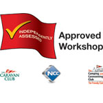 Simpsons Motorhomes - NCC Approved Workshop