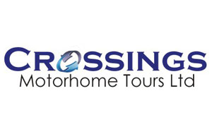 Crossings Motorhome Tours logo
