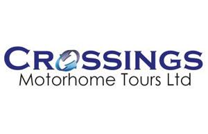 Crossings Motorhome Tours logo