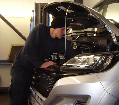 Motorhome servicing Great Yarmouth