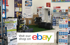 Motorhome Accessories & ebay shop