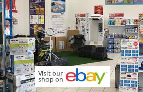 Motorhome Accessories & ebay shop