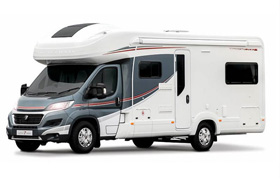 New Motorhomes - Click to view ranges