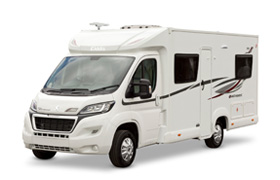 Elddis Autoquest Coach Built/Panel Van