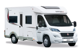 Rapido Low Profile Motorhomes