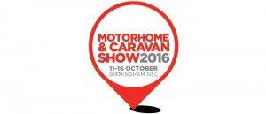 NEC Motorhome & Caravan Show 2016