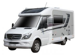 Mercedes Auto-Sleeper Bourton