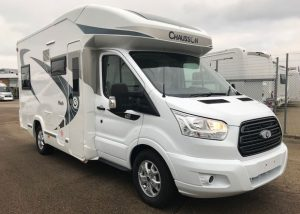 Pre Registered Ford Chausson Flash 637