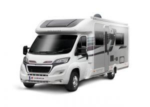 Peugeot Auto-Sleeper Corinium Duo