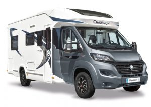 Fiat Chausson Welcome 611 Travel Line