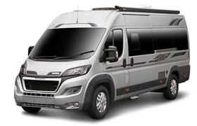 Autosleeper Panelvans Peugeot/Fiat