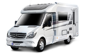 Mercedes Auto-Sleeper