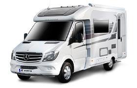 Autosleeper Coachbuilt Mercedes