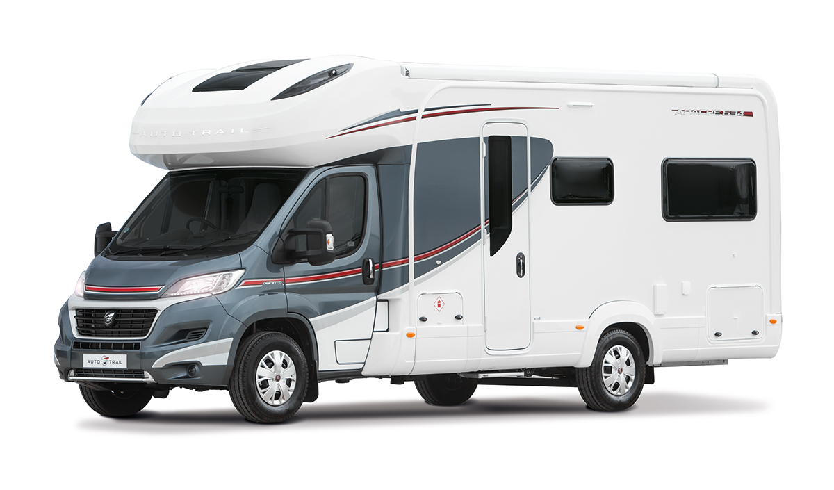 Excellent Automatic Fiat Auto-Trail Apache 634 Hi-Line - Simpsons Motorhomes Great Yarmouth Norfolk