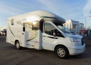 Ford Chausson Welcome 610 Automatic