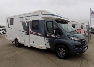 Fiat Rapido 7096 Alde *Phone Us For a Further Discount*