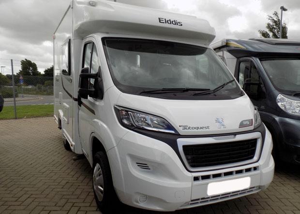 Peugeot Elddis Autoquest 115