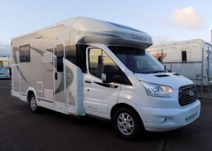 Ford Chausson Titanium 628 Automatic