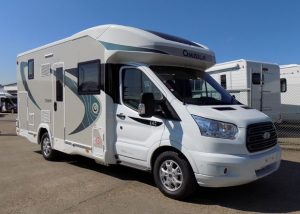 Ford Chausson Titanium 640 Automatic