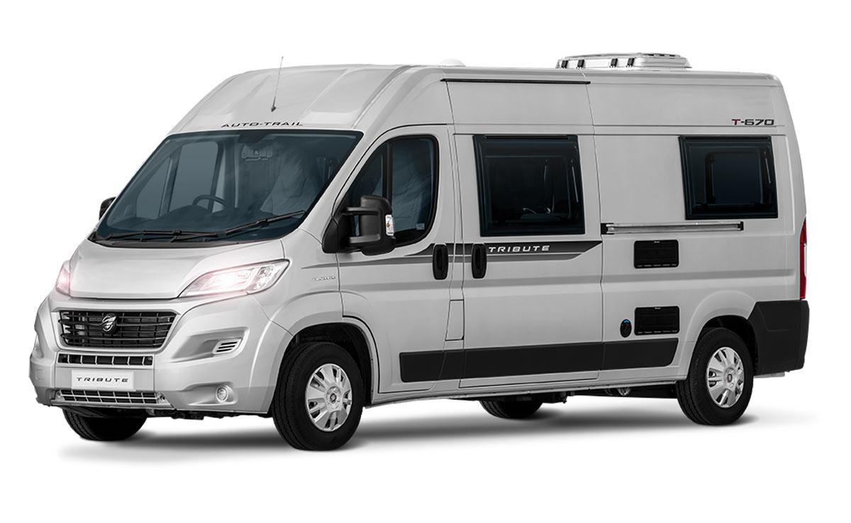 Autotrail Tribute Van Conversions