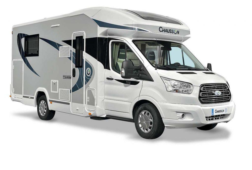 Chausson 788 Titanium Premium, Ford Automatic