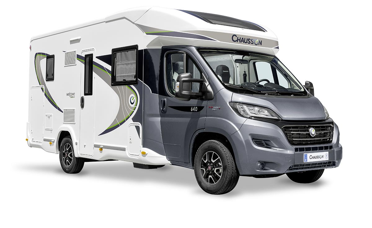 Chausson Welcome/Welcome Premium