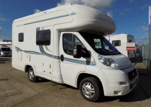 Fiat AutoTrail Tracker EK *Phone Us For a Further Discount*