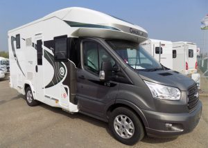 Ford Chausson Welcome Premium 610