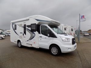 Ford Chausson Welcome 610