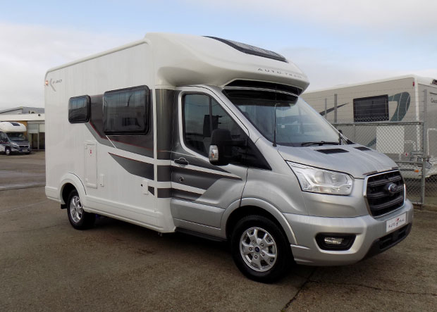 Ford AutoTrail Tribute F60 Automatic