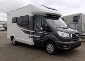 Ford AutoTrail Tribute F60