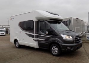 Ford AutoTrail Tribute F62