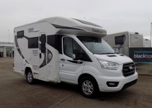 Chausson 514 Premium, Ford Manual
