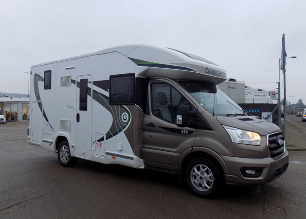 Ford Chausson Premium 630 Automatic free ved worth 2190