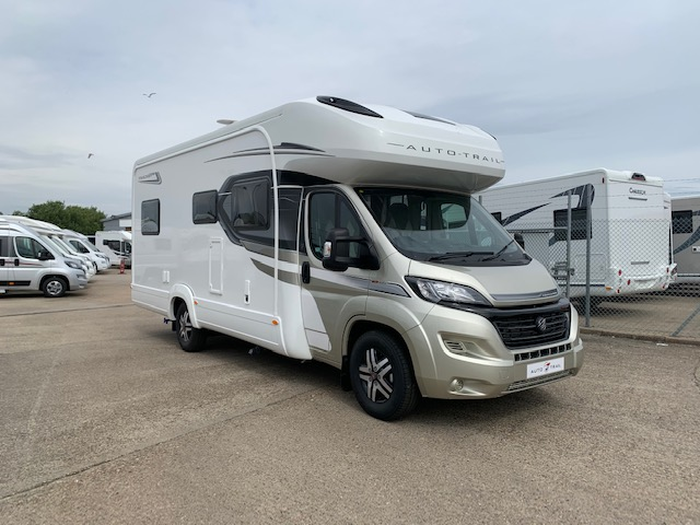 Fiat AutoTrail Tracker RB Automatic