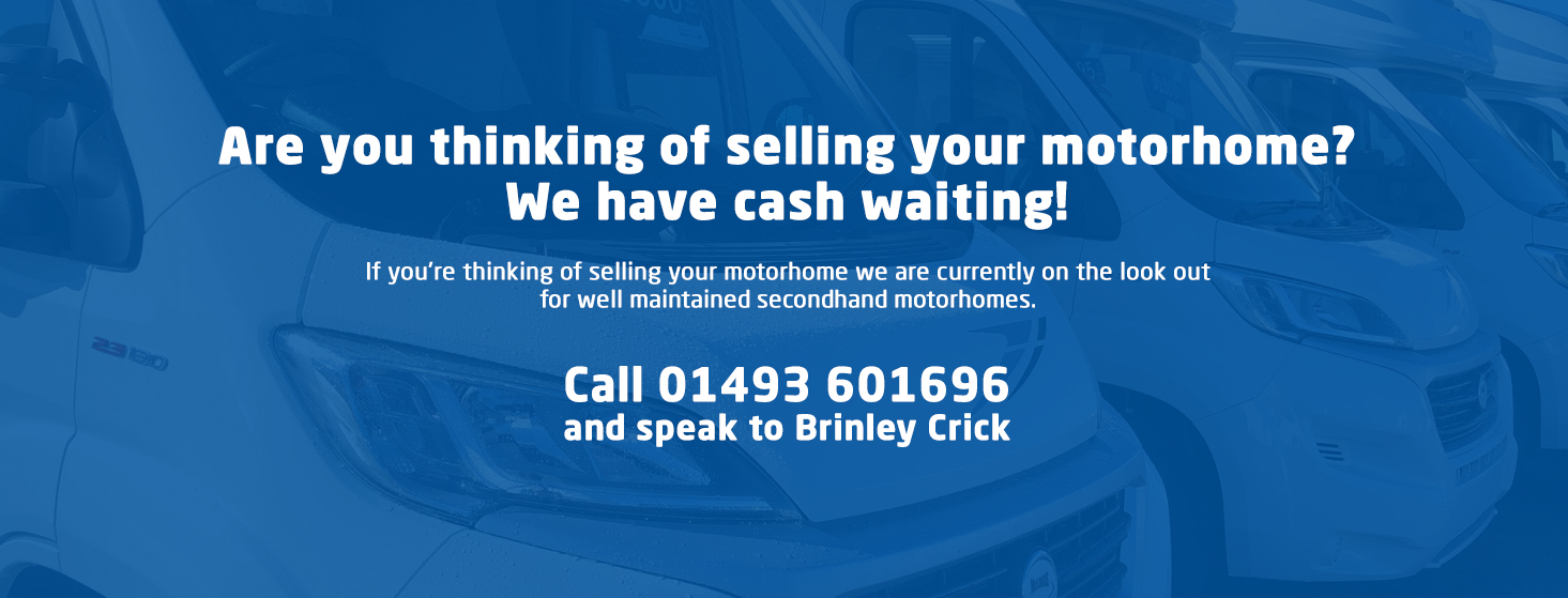 Are you thinking of selling your motorhome?
