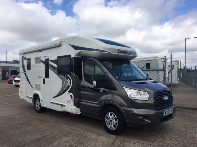 Chausson Welcome 630 – Ford