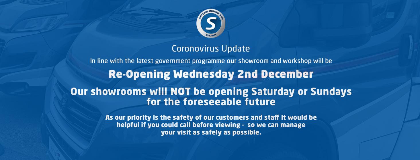 Coronovirus Dec2 update