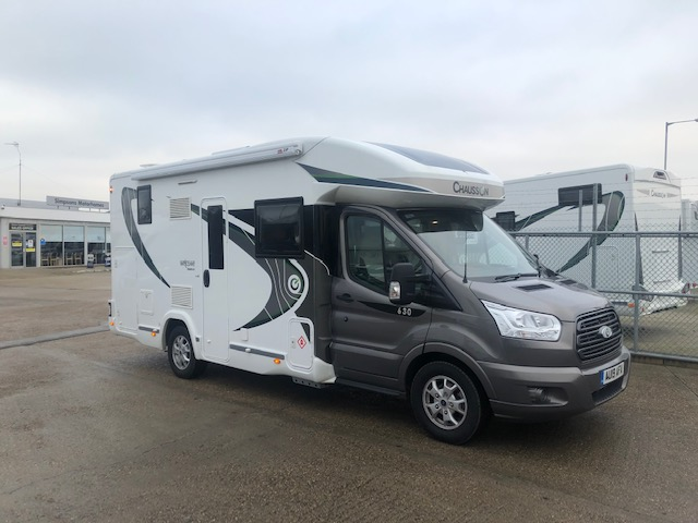 Ford Chausson 630 Welcome