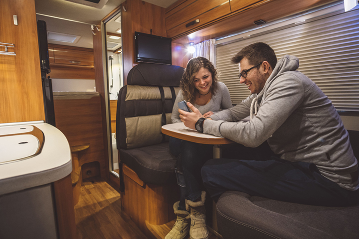 Your complete guide to motorhome seatbelts and weight limits