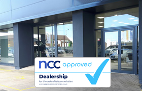 NCC Approved Motorhome Servicing
