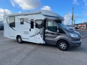 Ford Chausson Welcome 718 XLB